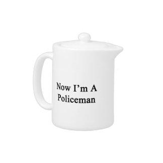 Ahora soy policía