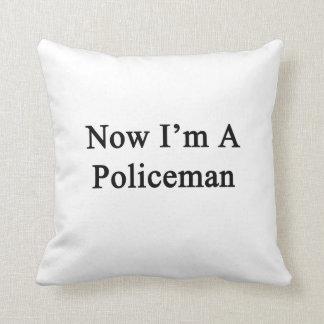 Ahora soy policía cojín