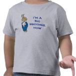 Ahora soy un conejo lindo mayor de hermano en guar camisetas