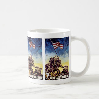 Ahora todos junto ~ Iwo Jima Taza