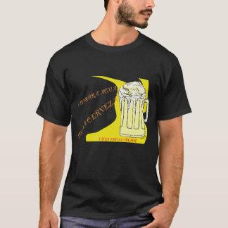 Ahorra Agua,Toma Cerveza T-Shirt