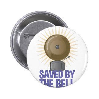Ahorrado por Bell Pin Redondo De 2 Pulgadas