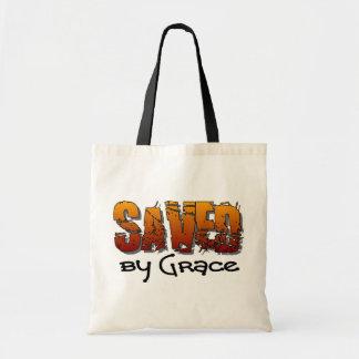Ahorrado por diseño cristiano de la tolerancia bolsa tela barata