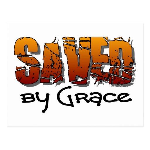 Ahorrado por diseño cristiano de la tolerancia tarjeta postal