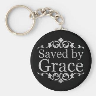Ahorrado por el vintage de la tolerancia llavero