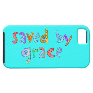 Ahorrado por la diversión de la tolerancia y el iPhone 5 Case-Mate cobertura