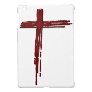 Ahorrado por su sangre iPad mini carcasa