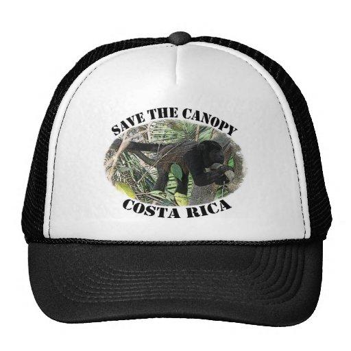 Ahorre a la Toldo-Costa Rica Gorra