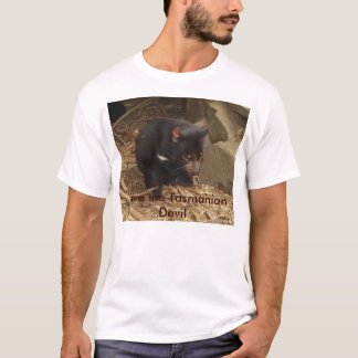 Ahorre al diablo tasmano playera
