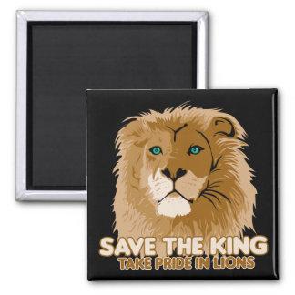 Ahorre al rey imanes para frigoríficos