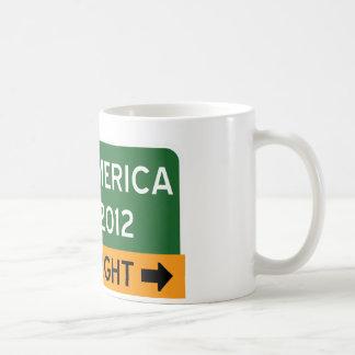 Ahorre América Repulican Tazas De Café