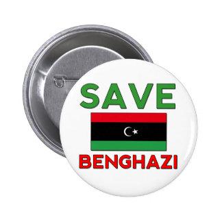 Ahorre Bengasi Pin Redondo De 2 Pulgadas