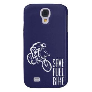 Ahorre Biking del combustible