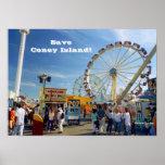 ¡Ahorre Coney Island! Poster