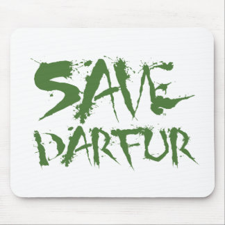 Ahorre Darfur 3 Tapetes De Ratón