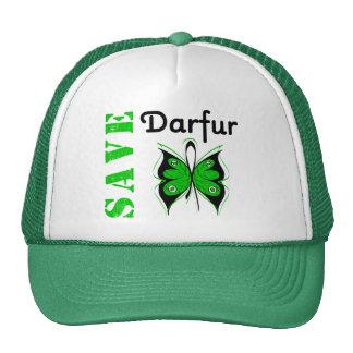 Ahorre Darfur Gorros Bordados
