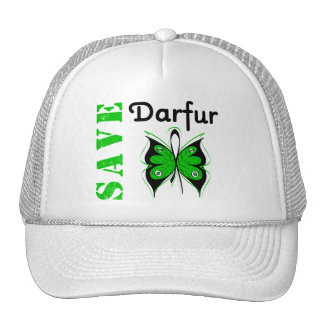 Ahorre Darfur Gorro De Camionero