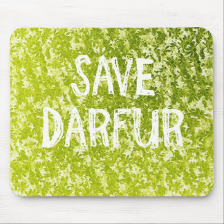 Ahorre Darfur Mousepad Tapetes De Ratones