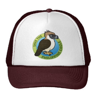 Ahorre Eagle filipino Gorras