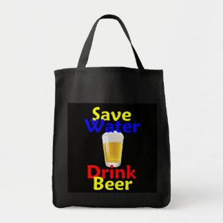 Ahorre el bolso de la cerveza de la bebida del agu bolsas