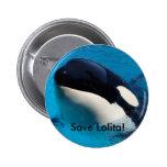 Ahorre el botón de Lolita