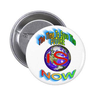 Ahorre el botón futuro pins