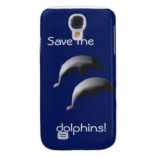 Ahorre el caso de los delfínes Iphone3