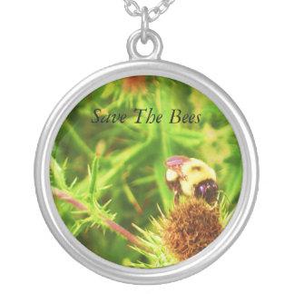 Ahorre el collar de las abejas