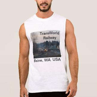Ahorre el depósito de Blaine, camiseta de WA LOS