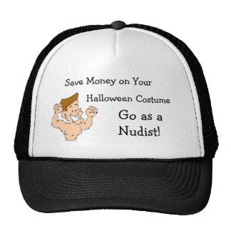 Ahorre el dinero en su, sombrero del traje de Hall Gorra