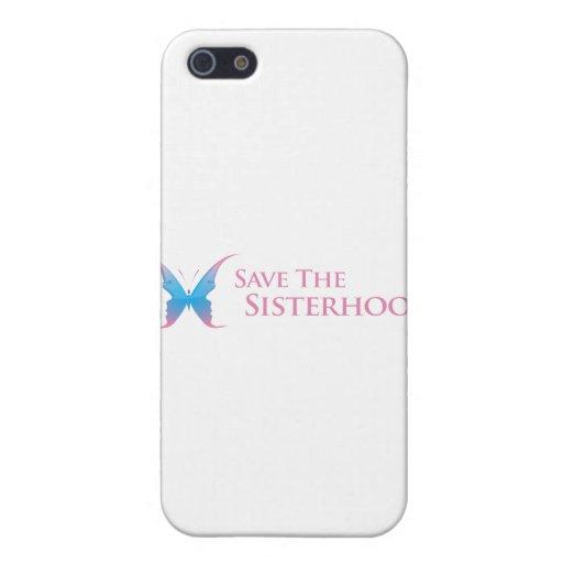 Ahorre el engranaje de la hermandad iPhone 5 protector