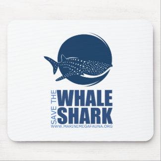 Ahorre el engranaje del tiburón de ballena de MMF Tapetes De Ratón