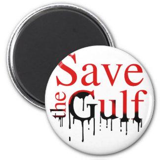 Ahorre el golfo imán