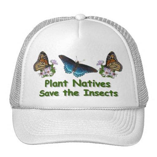 Ahorre el gorra de los insectos