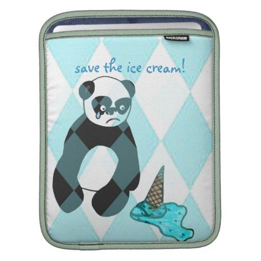 ¡ahorre el helado! fundas para iPads