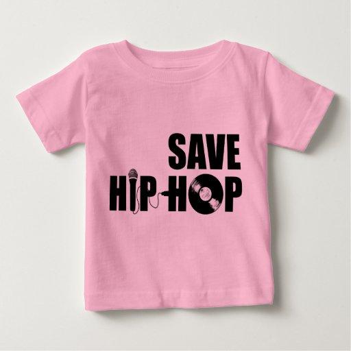 Ahorre el hip-hop remera