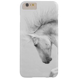 Ahorre el iPhone de los caballos salvajes más el Funda Para iPhone 6 Plus Barely There