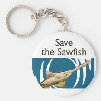 Ahorre el llavero del Sawfish
