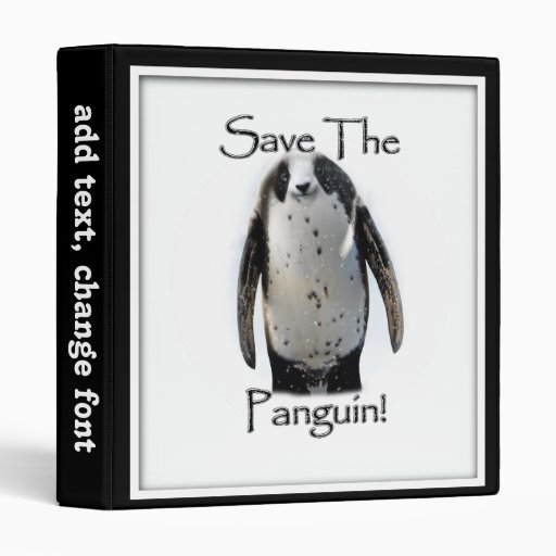 """¡Ahorre el Panguin! Carpeta 1"""""""