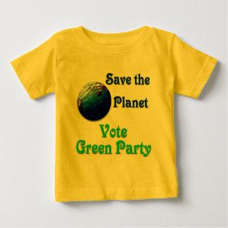 Ahorre el planeta #2 poleras