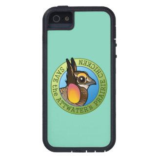 Ahorre el pollo de la pradera del Attwater iPhone 5 Protectores