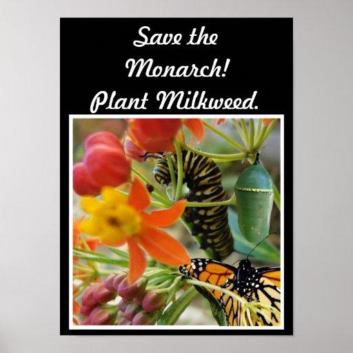 Ahorre el poster del monarca