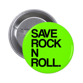 Ahorre el rollo de la roca N Pin
