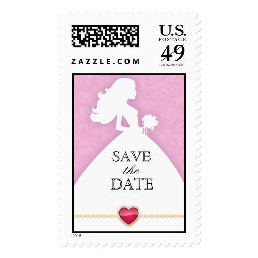 Ahorre el sello de la fecha personalizado