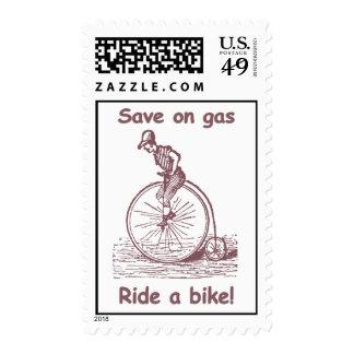 Ahorre el sello del gas