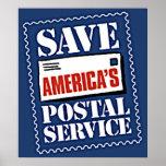 Ahorre el servicio postal de América Impresiones