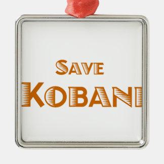 Ahorre Kobani Adornos De Navidad