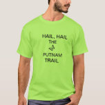 Ahorre la camiseta del rastro de Putnam
