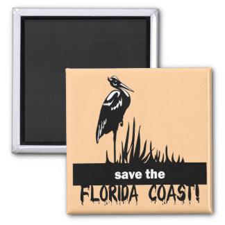 Ahorre la costa de la Florida Iman De Nevera