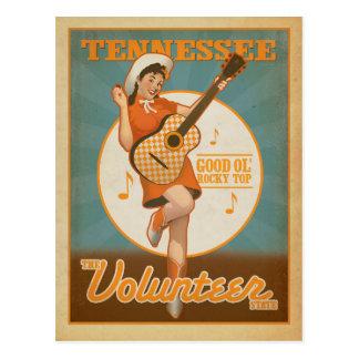 Ahorre la fecha el | Knoxville, TN Tarjeta Postal